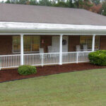 Fayetteville nursing center porch