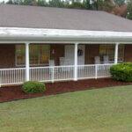 Fayetteville nursing center porch